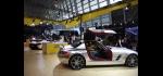 RES Racing 高性能排气参加2017年上海CAS改装车展