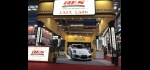 RES racing高性能排气系统参加第十五届深圳国际汽车改装服务业展览会