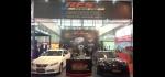 RES Racing排气参加2014广州国际汽车改装展